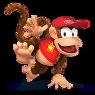 Diddy Kong SSB4