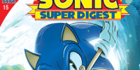 Archie Sonic Super Digest Issue 15