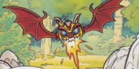 Bat Brain (Sonic the Comic)