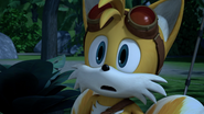 SB - Tails what a surprised