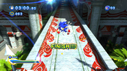Sonic Generations @ Seaside Hill Finish