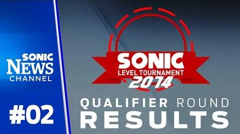 Ultimate Sonic Level Tournament 2014 - Results of Qualifying Round