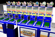 Sonic Althetics 3D Bird's Eye
