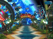 Sonic Colors DS Cutscene 1