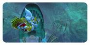 Frozen Forest Credits Tails