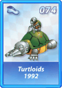 Card 074 (Sonic Rivals)