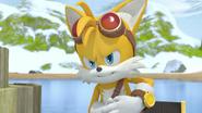 One Sonic caught!