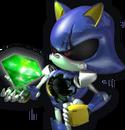Sonic Rivals 2 - Metal Sonic 4