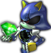 Sonic Rivals 2 - Metal Sonic 4