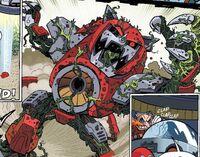 Titan Metal Sonic Mutated!