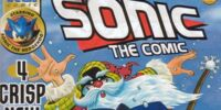 Sonic the Comic Issue 119