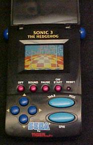 Sonic 3 Tiger arcade