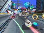 Sonic Riders - Ulala - Level 2