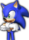 Sonic Rivals 2 - Sonic the Hedgehog 4
