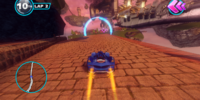 Boost (Sonic & All-Stars Racing Transformed)