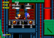 Conveyor Belt Sonic 2 MZ