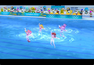 PeachDaisyAmyBlaze London2012 Screenshot 3(Wii)