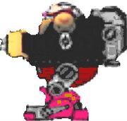 Death nega robot