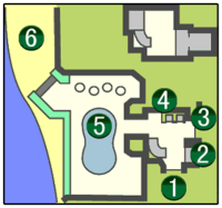 Hotel District Map