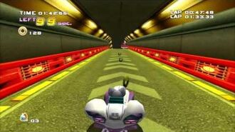 Sonic Adventure 2 (PS3) Route 280 Mission 5 A Rank