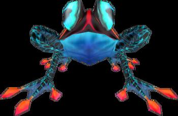 Black Frog