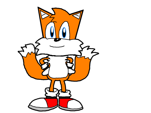 File:Modern Tails by PMS138.PNG