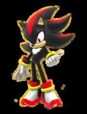 Shadow Sonic Generations Statue