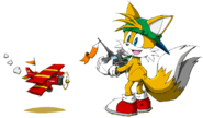 Wallpaper 124 tails 09 pc