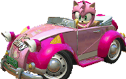 Amy (Sonic & SEGA All-stars Racing DS)