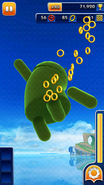 Android Robot on Sonic Dash (2)