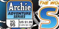Archie Sonic the Hedgehog Issue 95