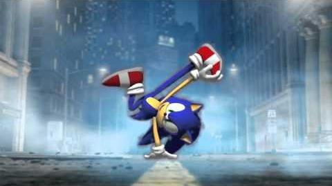 Sonic Generations goes with Everything - Viewtiful Joe Fighting Theme
