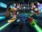 Sonic Riders - Cream - Level 1