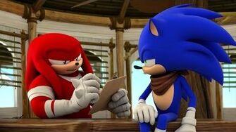 Sonic Boom - TV Series Trailer E3 2014