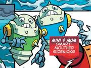 Mini and Mum Archie