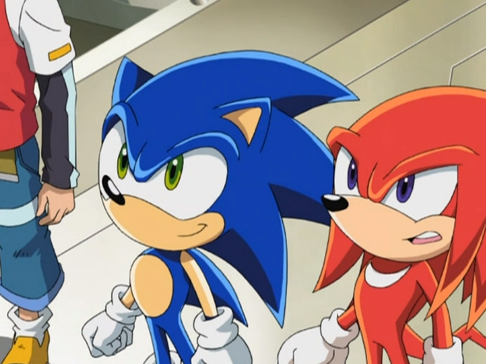 File:Sonic X Station Break In Knuckles Sonic.PNG