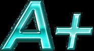 A+ Rank (Sonic Free Riders)
