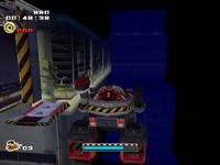 SA2 Iron Gate dash pad