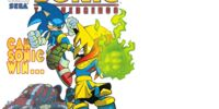 Archie Sonic the Hedgehog Issue 183