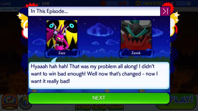 File:Sonic Runners Zazz Raid event Zavok Cutscene (12).png