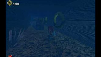 Sonic Adventure 2 Battle (GC) Aquatic Mine Mission 3 A Rank