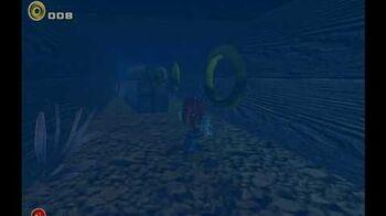 Sonic Adventure 2 Battle (GC) Aquatic Mine Mission 3 A Rank