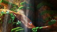 Sonic Generations - Green Hill - Game Shot - (1)