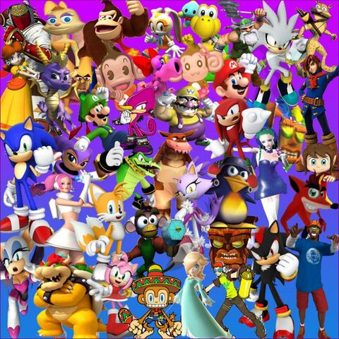 File:Sonic and friends.JPG