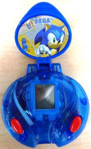 McDonalds Sonic 2004