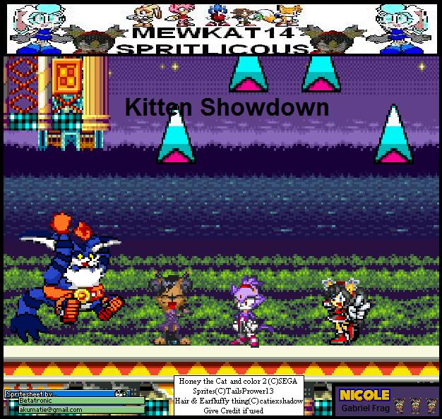 SpritalicousMewkat14KittenShowdown