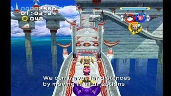 Sonic Heroes Ocean Palace (Team Rose)