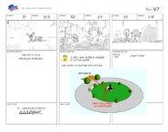Unlucky Knuckles storyboard 2