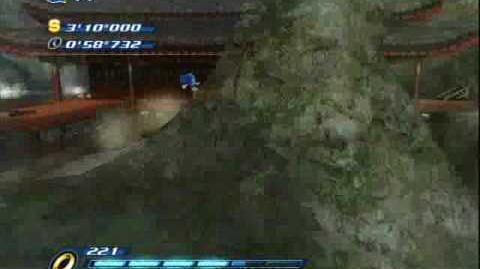 Sonic Unleashed (Wii) - Chun-Nan Day Stage