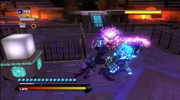Sonic Unleashed Dark Guardian 1080 HD